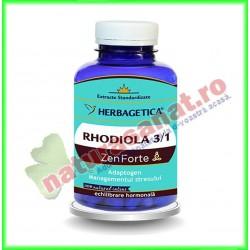 Rhodiola 3/1 Zen Forte 120...