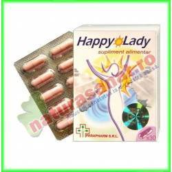 Happy Lady 30 capsule - Parapharm
