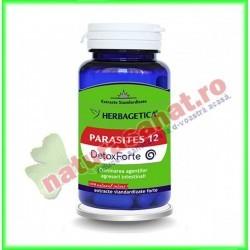 Parasites 12 Detox Forte 30...