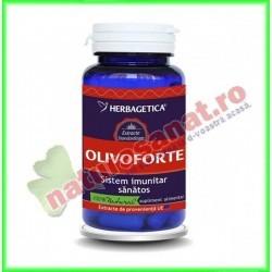 Olivoforte 30 capsule - Herbagetica