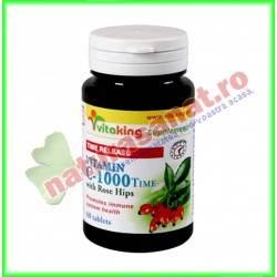 Vitamina C 1000 mg 60 comprimate...