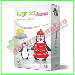 Tugriss Junior ROZ 30 comprimate pentru supt - Polisano Pharmaceuticals