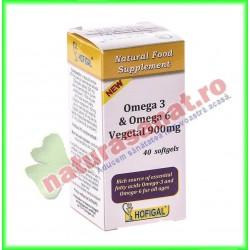 Omega 3 Omega 6 Vegetal...