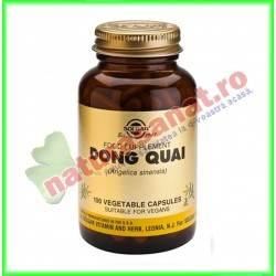Dong Quai 100 capsule - Solgar
