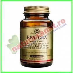 EPA / GLA 30 capsule moi - Solgar
