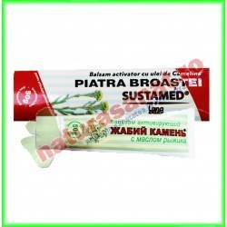 Unguent Balsam Piatra Broastei 50 ml - Sustamed