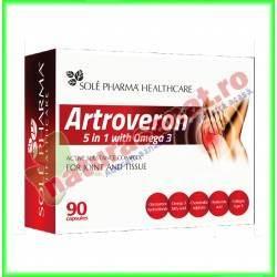 Artroveron 5 in 1 cu Omega...