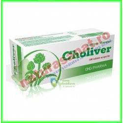 Choliver 100 tablete - Top...