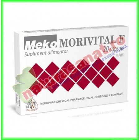 Meko Morivital F 20 capsule - Top Pharma