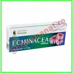 Echinacea 1000 mg 30 comprimate - Laboratoarele Remedia
