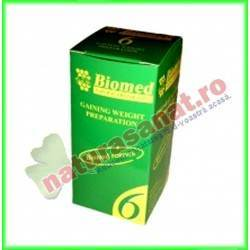Biomed 6 produs natural pentru ingrasat 100ml - Biomed