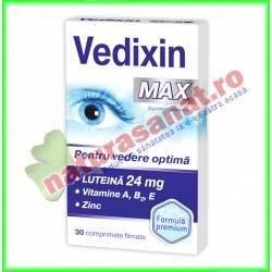 Vedixin Max 30 comprimate - Zdrovit