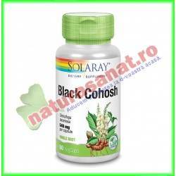 Black Cohosh 540mg 60 capsule vegetale - Solaray - Secom