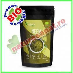 Neem Pulbere Ecologica BIO 125 g - Niavis