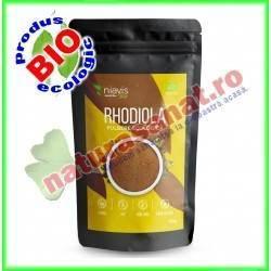 Rhodiola Pulbere Ecologica Bio 125 g - Niavis