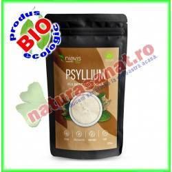Psyllium pulbere Ecologica BIO 125 g - Niavis