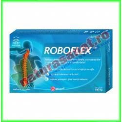 RoboFlex Barny's 30 capsule de 656 mg - Good Days Therapy