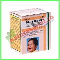 Baby Drink Ceai 12 plicuri ( 60 g) - Pharco Impex 93
