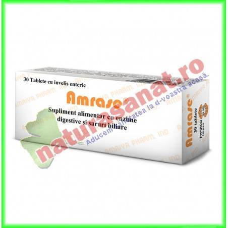 Amrase 30 tablete - Pharco Impex 93