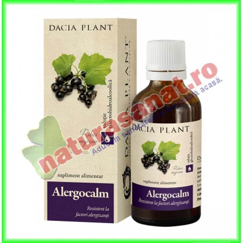 Alergocalm (fost Antialergic) 50ml - Dacia Plant