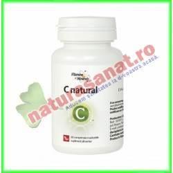 C Natural 60 comprimate - Dacia Plant