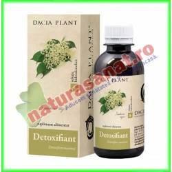 Detoxifiant Tinctura 200ml - Dacia Plant