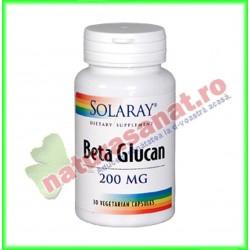 Beta Glucan 200mg 30cps vegetale...