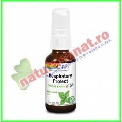 Respiratory Protect Throat Spray KIDZ 30 ml - Solaray Secom