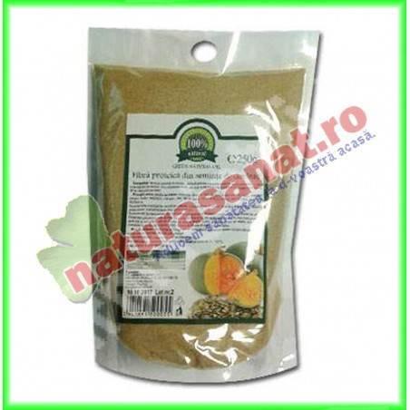 Fibra Din Seminte De Dovleac 250 g - Carmita