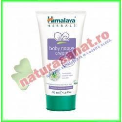 Crema Antiiritatii Scutec Baby Nappy Cream 50 ml - Himalaya