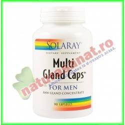 Multi Gland Caps For Men 90...