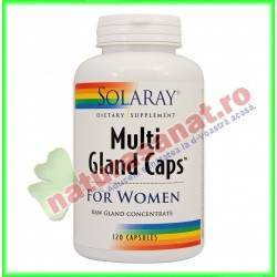 Multi Gland Caps For Women 90 capsule - Solaray (Secom)