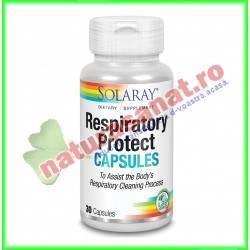 Respiratory Protect Capsules 30 capsule vegetale - Solaray (Secom)