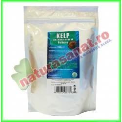 Alga bruna KELP pulbere 200 g Herbalsana - Herbavit