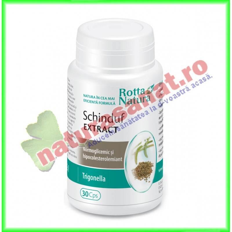 Schinduf Extract 30 capsule - Rotta Natura