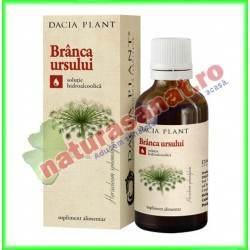 Tinctura branca ursului 50ml - Dacia Plant