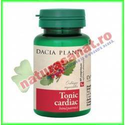 Tonic cardiac 60 comprimate - Dacia Plant