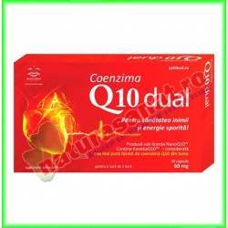 Coenzima Q10 Dual 30 capsule - Good Days Therapy (fost Damar)