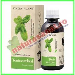 Tonic Cerebral Sirop 200ml - Dacia Plant