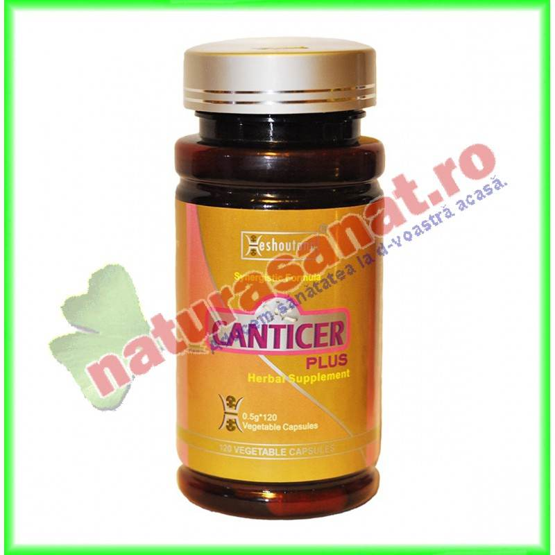 Canticer Plus 120 capsule - Heshoutang