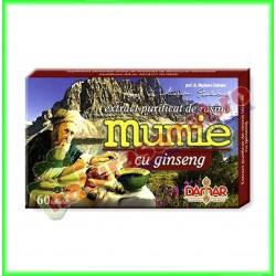 Rasina Mumie cu ginseng 60...