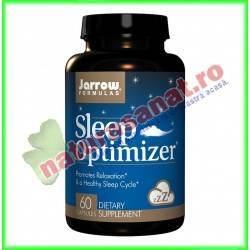 Sleep Optimizer 60 capsule vegetale - Jarrow Formulas - Secom
