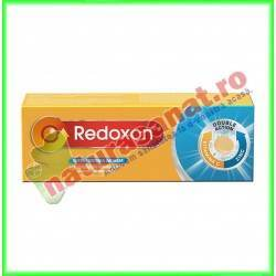 Redoxon Double Action Vit.C+Zn 10 comprimate efervescente - Bayer