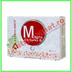 Magne Complex B 20 capsule - Bionovativ