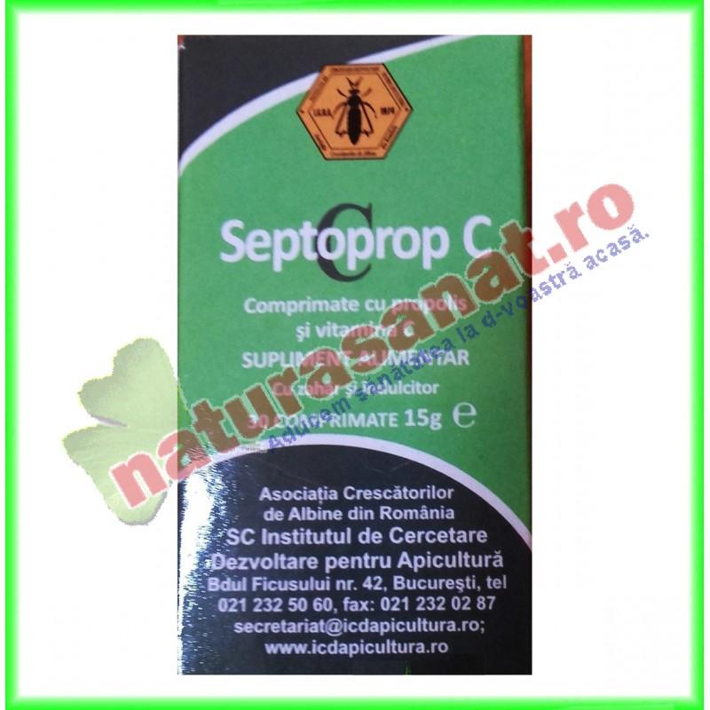 Septoprop C (fost Proposept C) 30 comprimate - Institut Apicol