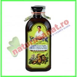 Sampon Impotriva Caderii Parului cu Extract de Bere 350 ml - Bunica Agafia