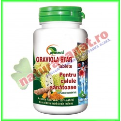 Graviola Star 50 tablete - Star International