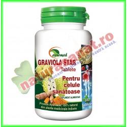 Graviola Star 100 tablete - Star International