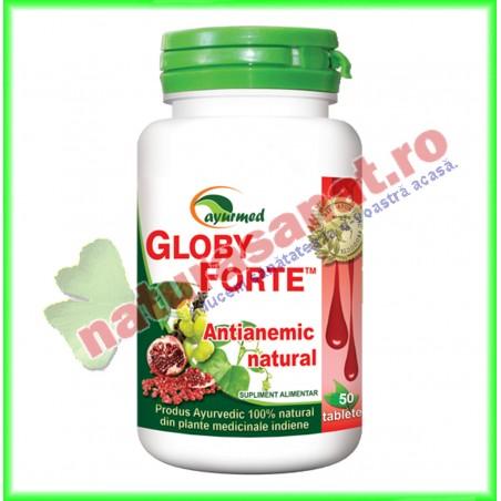 Globy Forte 50 tablete - Star International