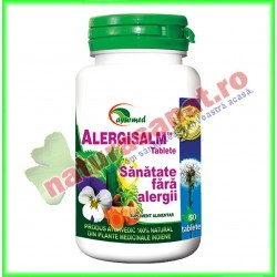 Alergisalm 50 tablete - Star International